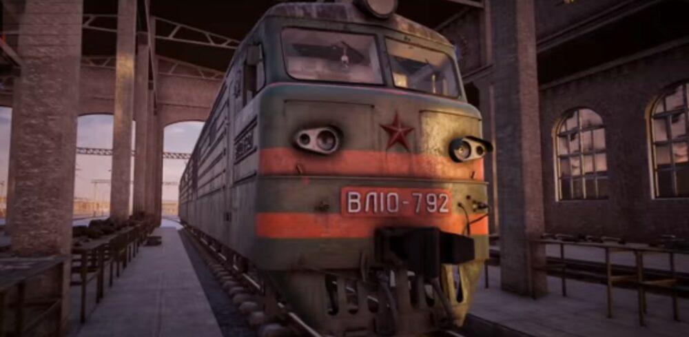 Симулятор машиниста поезда Trans-Siberian Railway Simulator