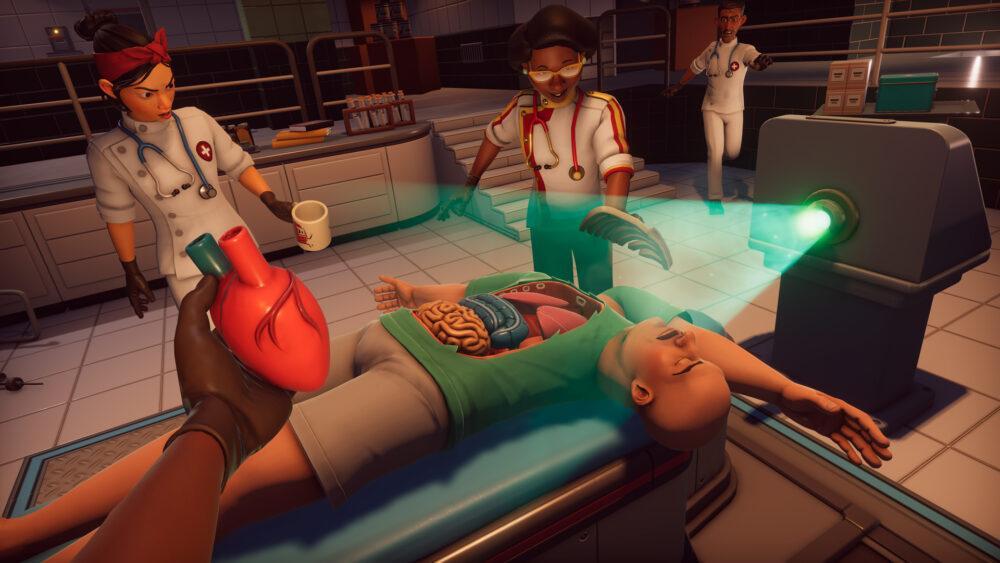 Дата выхода Surgeon Simulator 2