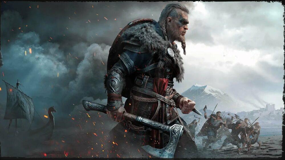 Геймплей Assassin's Creed Valhalla опять слили