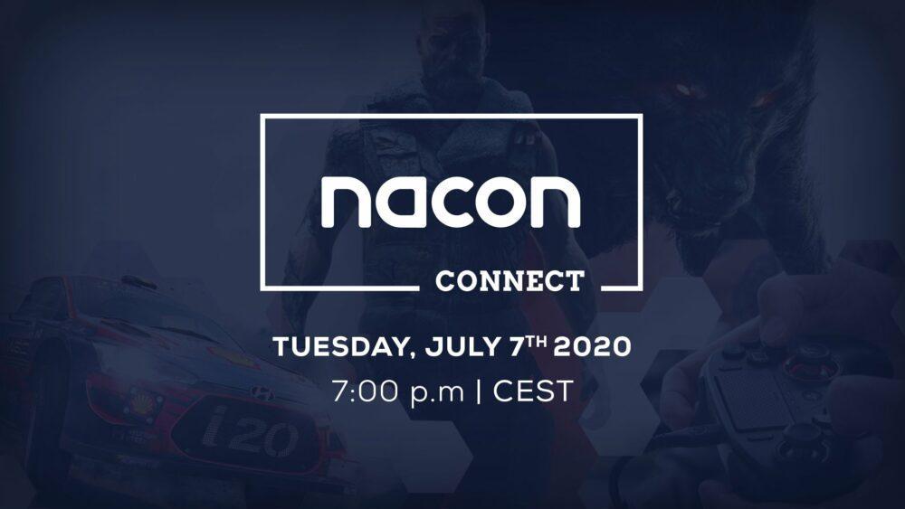 Nacon Connect - новый ивент в игровой индустрии