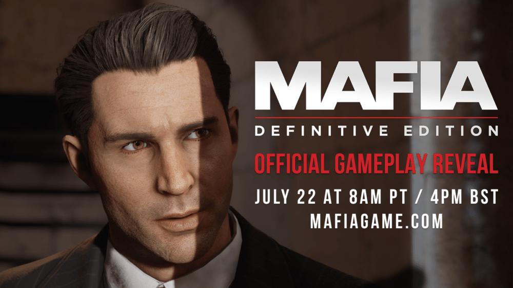 Сегодня стрим геймплея Mafia: Definitive Edition