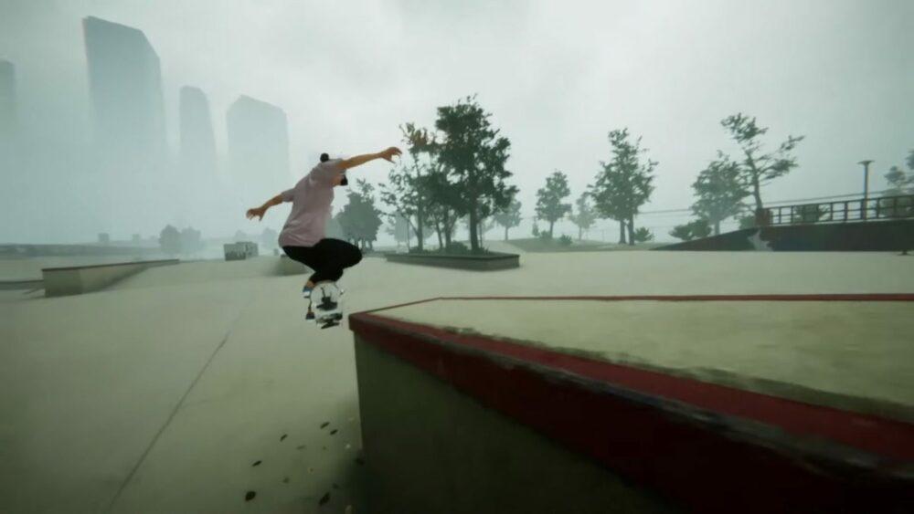 Новый трейлер Skater XL