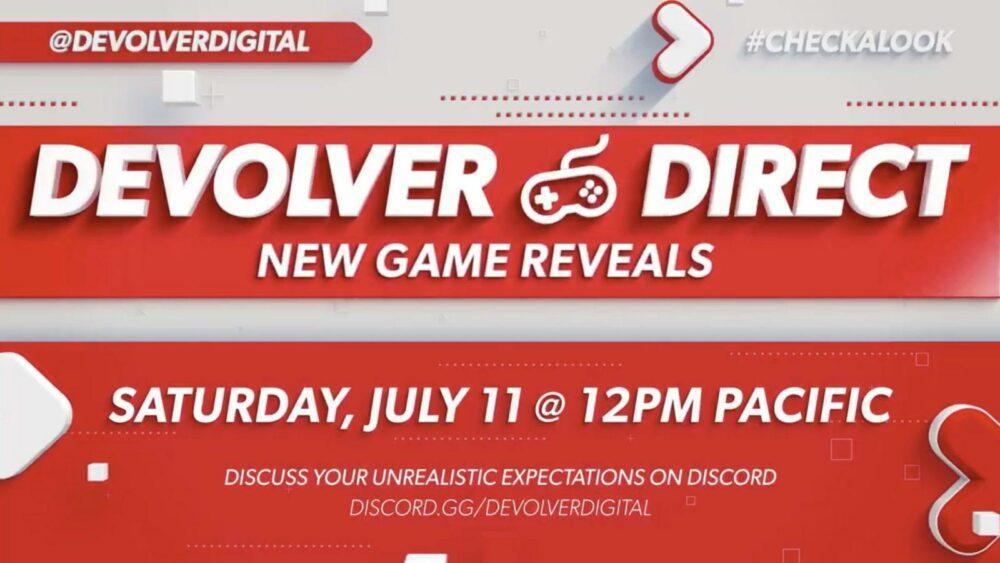 Дата проведения Devolver Direct от Devolver Digital