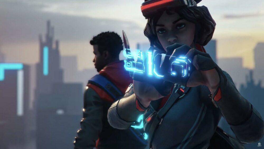 Королевская битва Hyper Scape от Ubisoft уже в топе твича