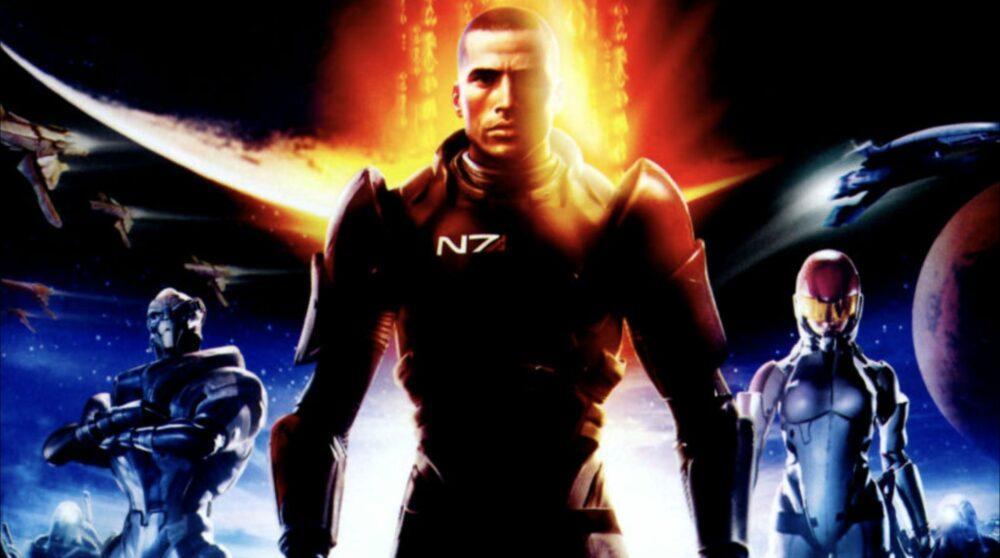 Стартовал предзаказ артбука трилогии Mass Effect