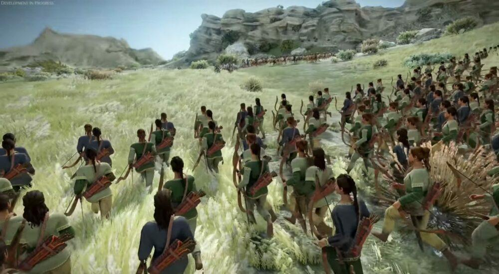 Свежий геймплей Total War Saga: Troy
