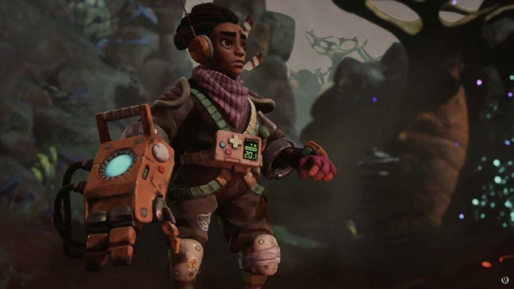 Трейлер The Gunk с Xbox Games Showcase