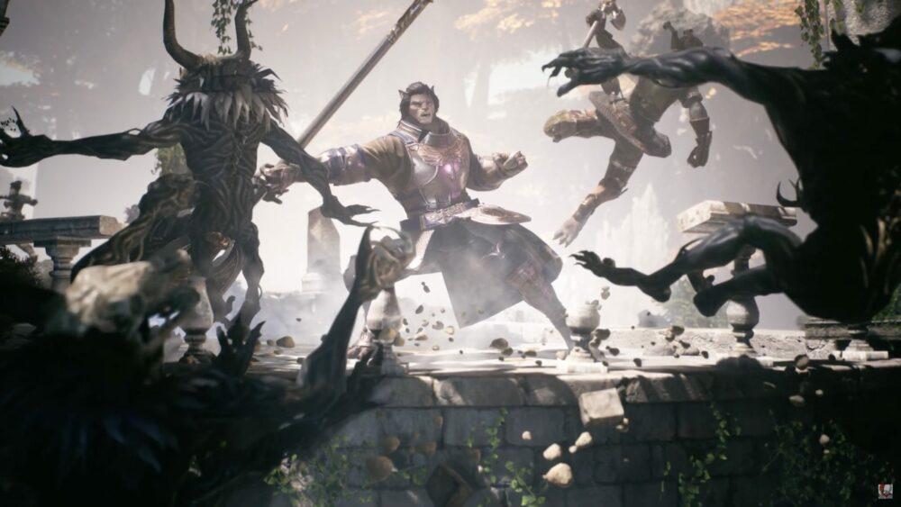 Ведущий дизайнер Bless Unleashed о игре - видео