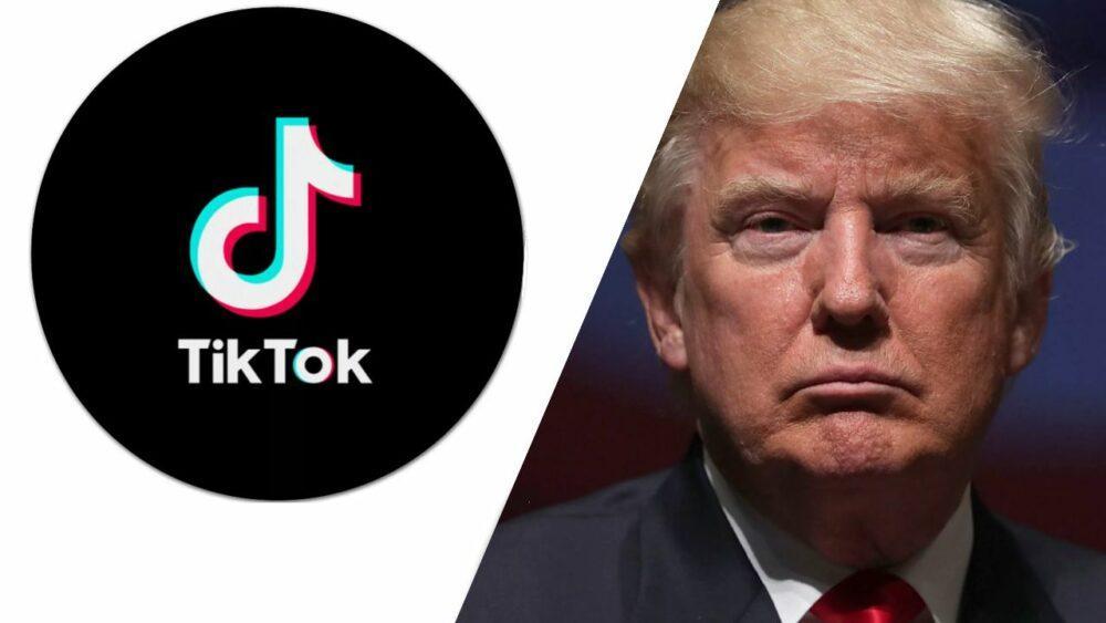 Трамп пообещал запретить TikTok в США