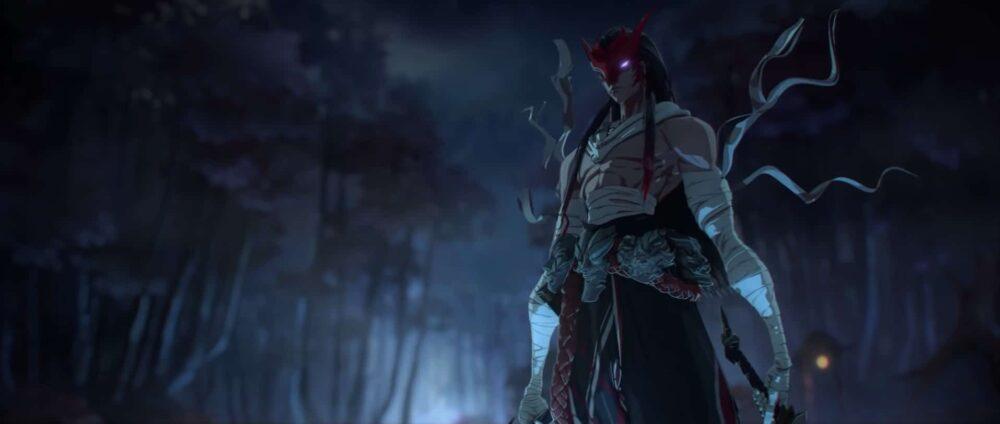 Новый чемпион League Of Legends - Ёнэ