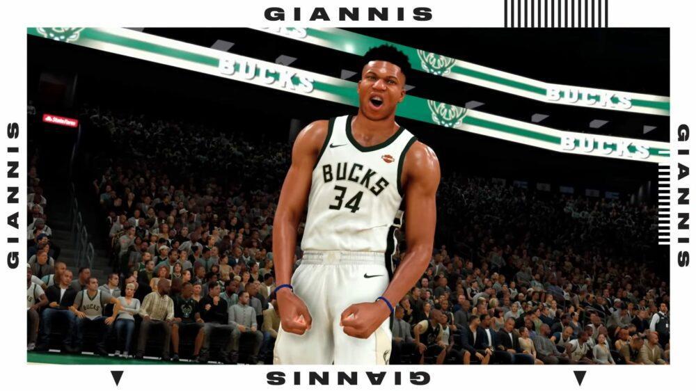 Геймплей NBA 2K21