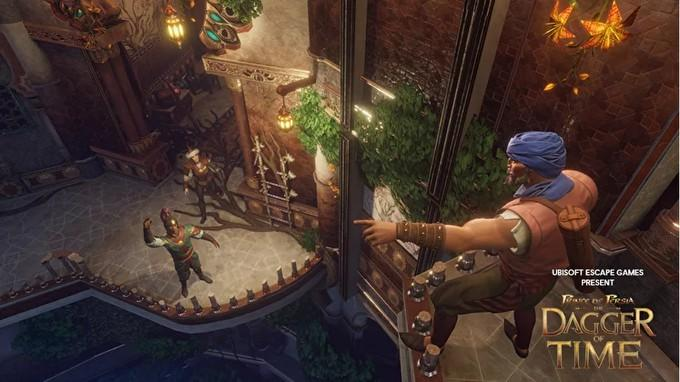 Трейлер Prince of Persia: The Dagger of Time