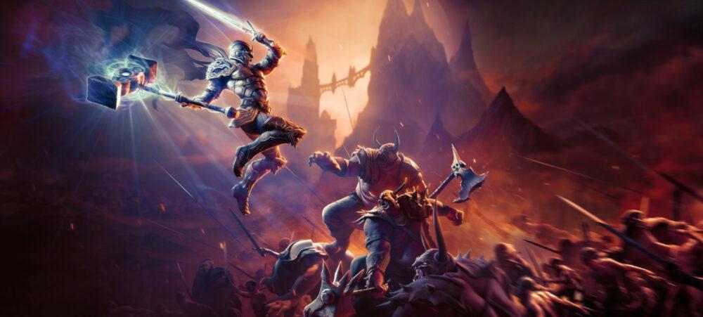 Студия THQ Nordic сделали новый трейлер Kingdoms of Amalur: Re-Reckoning