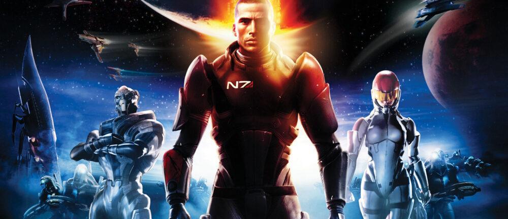 Ремастер трилогии Mass Effect может выйти осенью