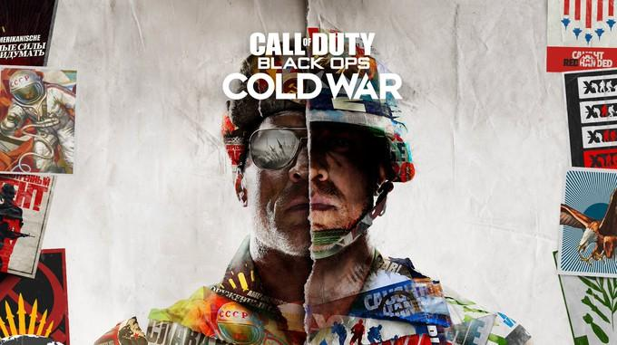 Первый постер Call of Duty: Black Ops Cold War