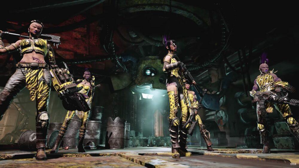 Дата выхода и геймплей Necromunda: Underhive Wars