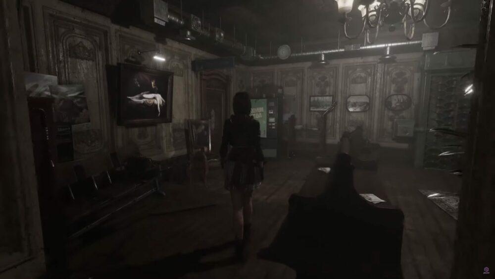 Новый трейлер и системные требования Tormented Souls