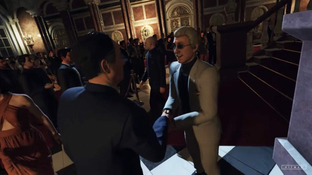 Дневник разработчиков Hitman 3 VR