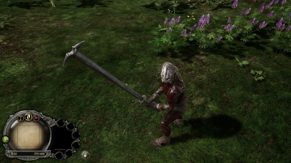 Геймплей фанатского ремейка The Lord of the Rings: The Battle for Middle-Earth на Unreal Engine 4