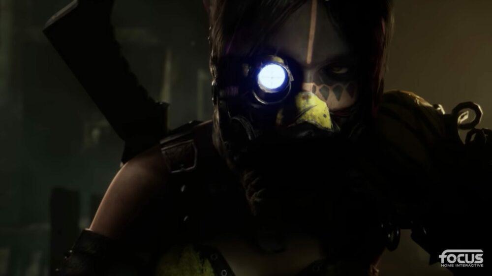 Обзорный трейлер Necromunda: Underhive Wars