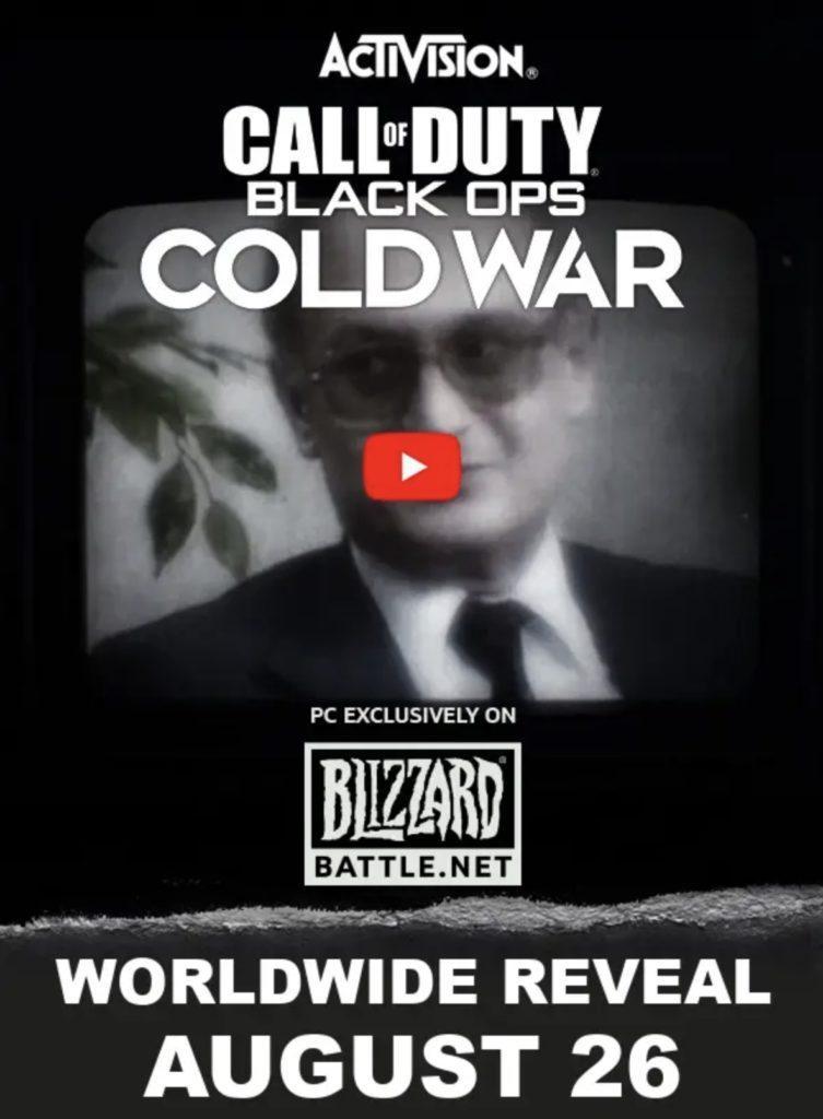 Call of Duty: Black Ops Cold War будет только в Battle.net