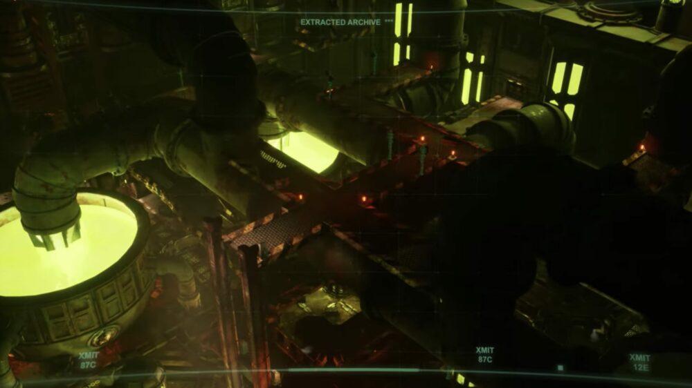 Новый трейлер Necromunda: Underhive Wars