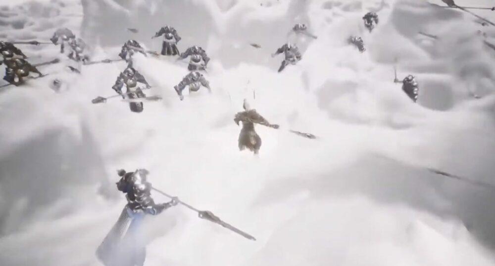 Свежий тизер трейлер Black Myth: Wukong