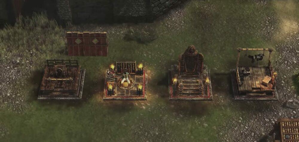 Свежий геймплей Stronghold Warlords