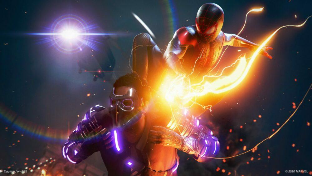 Скриншоты Spider-Man: Miles Morales