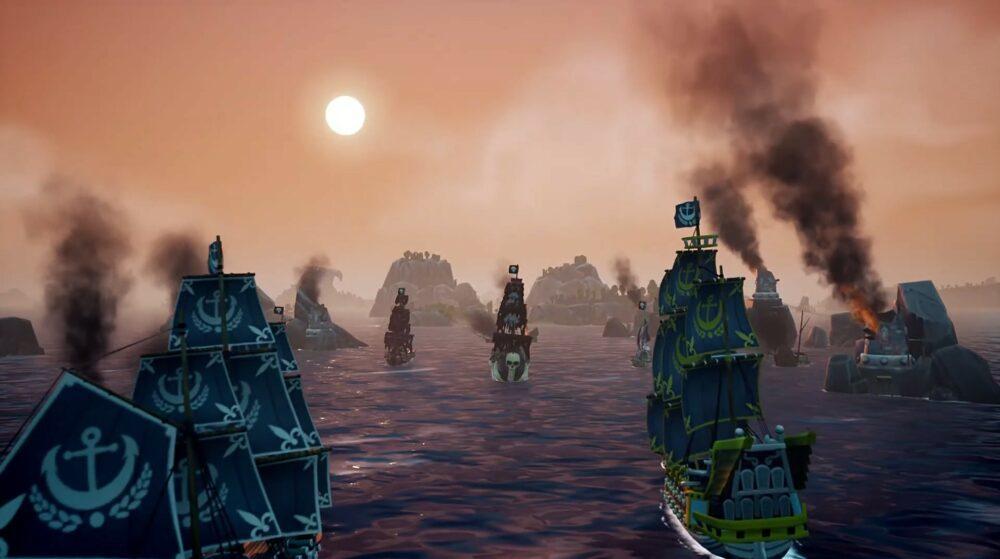 Геймплей King of Seas