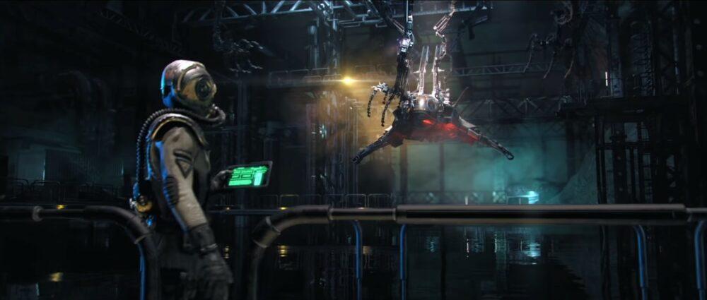 Трейлер и системные требования Aquanox Deep Descent