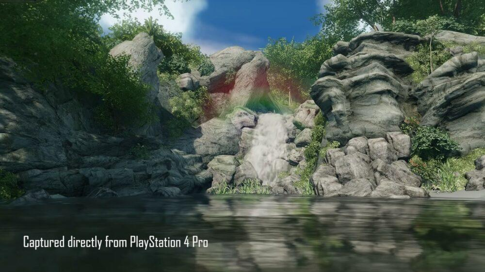 Трассировка лучей в новом трейлере Crysis Remastered