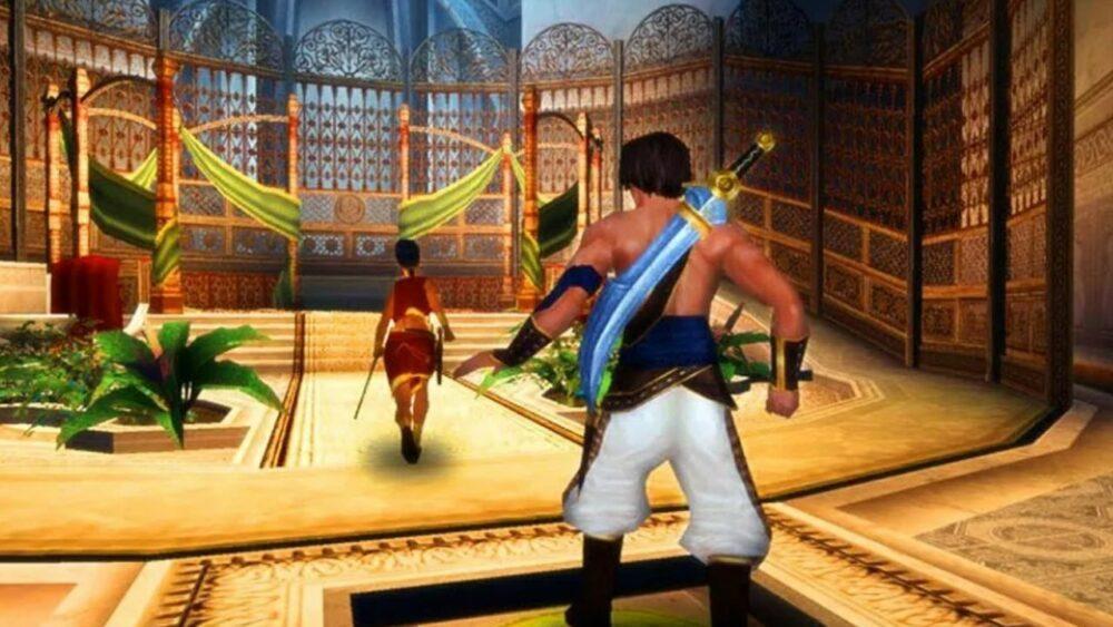 Подробности о ремейке Prince of Persia: Sands of Time