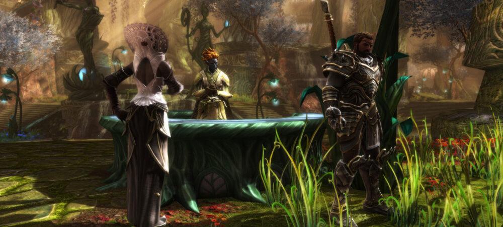 Последний трейлер Kingdoms of Amalur: Re-Reckoning
