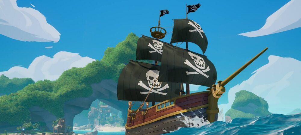 Blazing Sails вышла уже в Steam