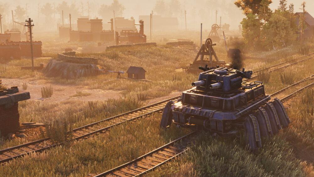 Релизный трейлер стратегии Iron Harvest