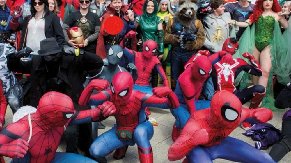 Comic Con 2020 пройдет в живом формате