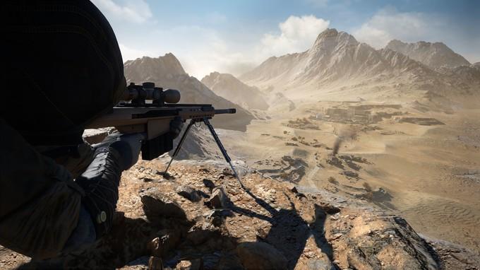 Первые скриншоты и тизер Sniper Ghost Warrior Contracts 2