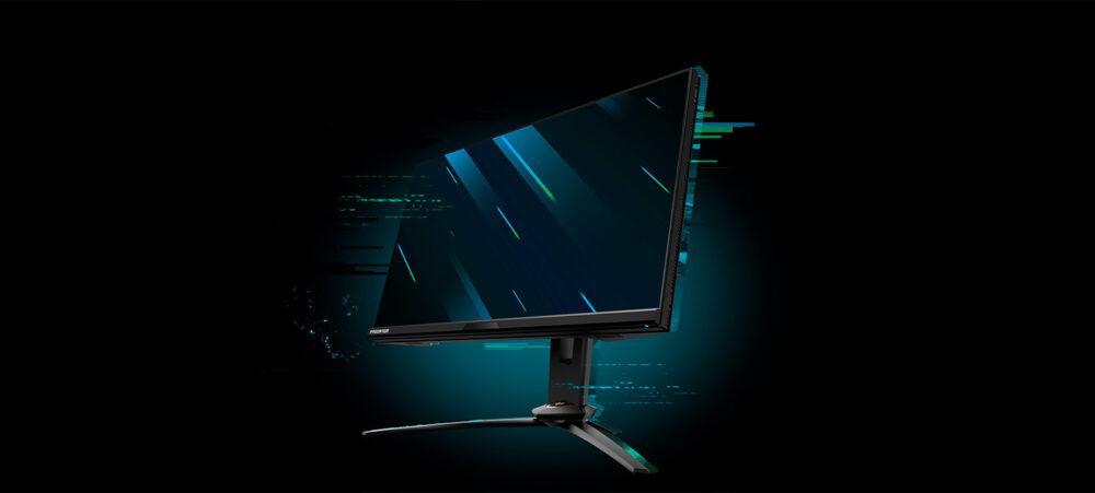 Acer и Nvidia представляют новый игровой монитор на 360 Гц
