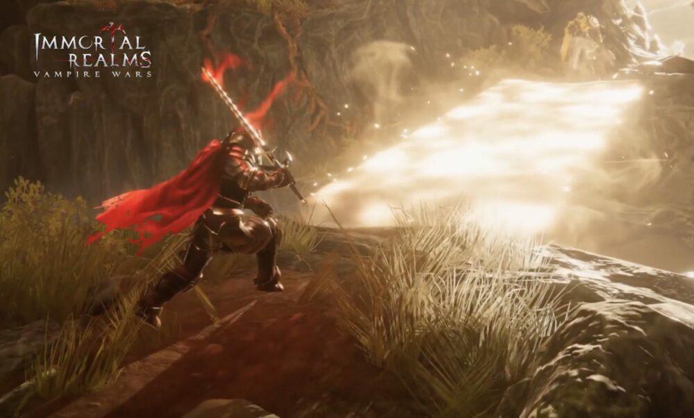 Релизный трейлер Immortal Realms: Vampire Wars