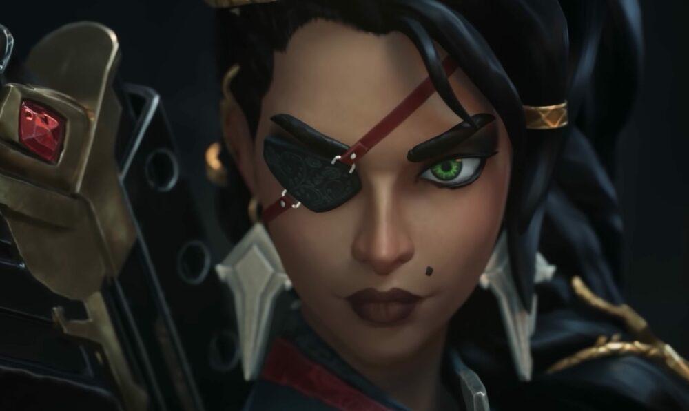 Трейлер нового персонажа League of Legends - Самира