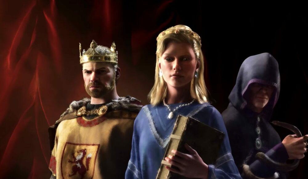 Релизный трейлер Crusader Kings 3