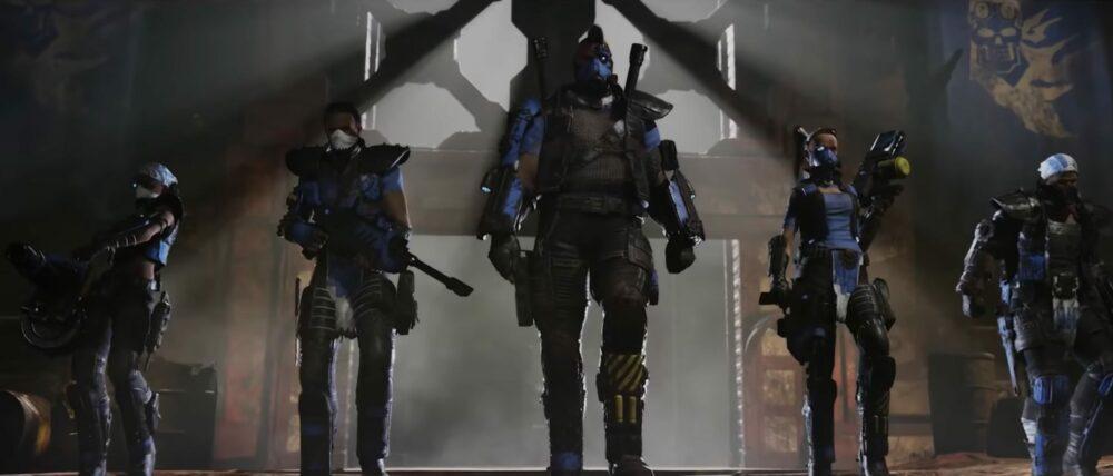 Свежий геймплей Necromunda: Underhive Wars