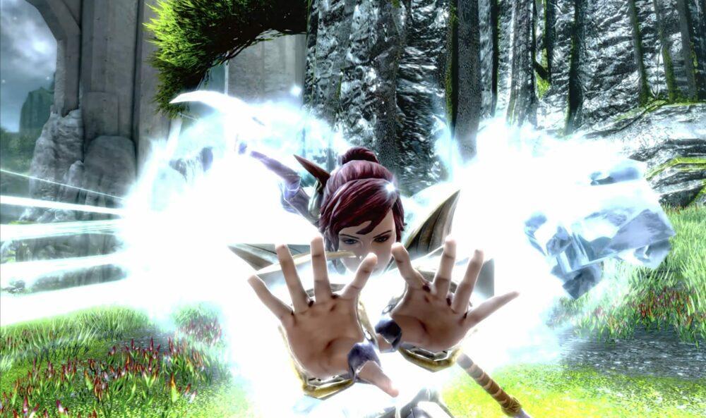 Свежий трейлер Kingdoms of Amalur: Re-Reckoning