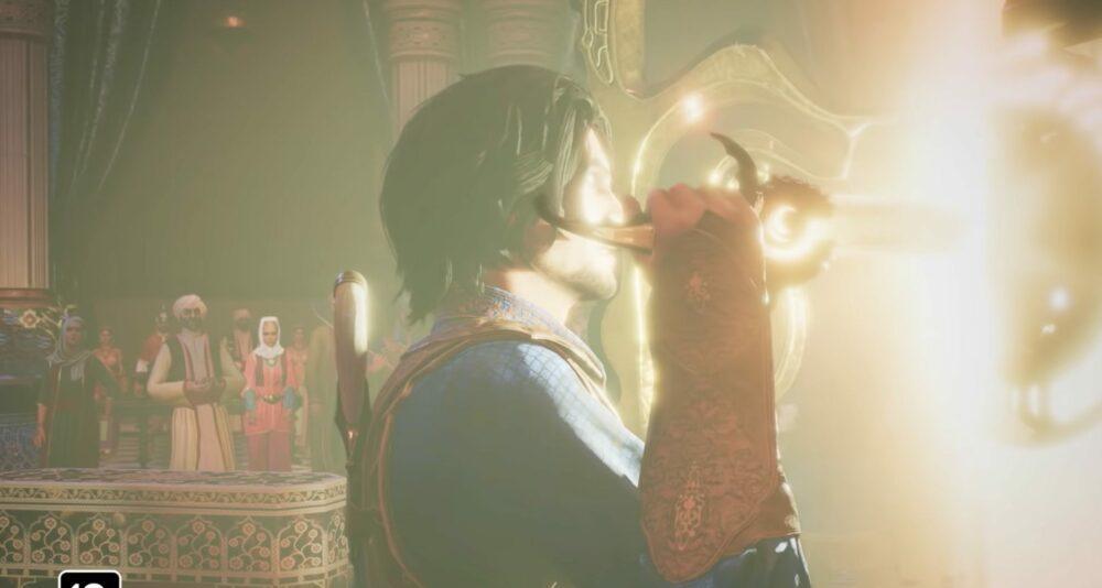 Анонсирован ремейк Prince of Persia: The Sands of Time