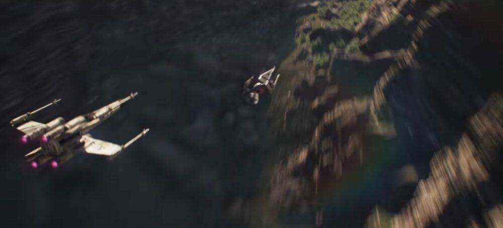 Короткометражка по Star Wars Squadrons