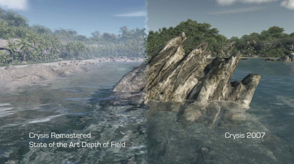 Трейлер Crysis Remastered в 8К