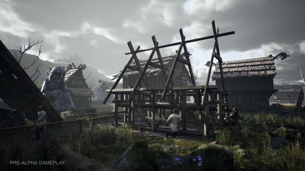 Трейлер симулятора Викинга - Viking City Builder