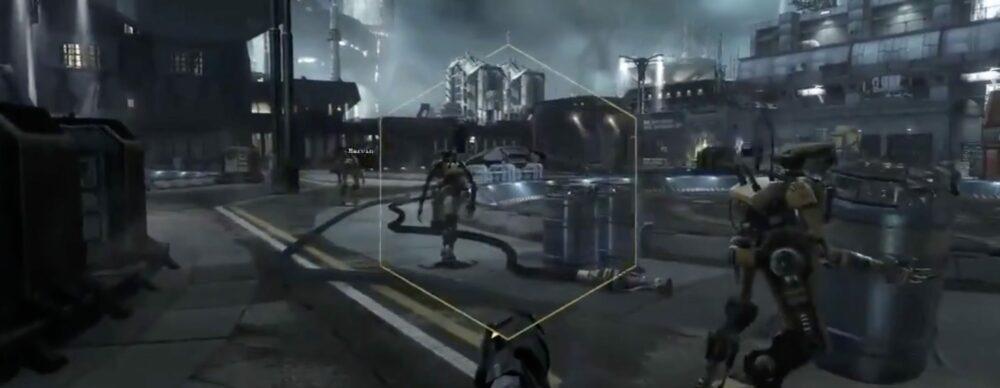 Геймплей отмененной компании Titanfall