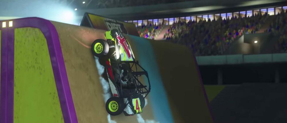 Детали разработки DIRT 5 на Xbox Series X и Series S